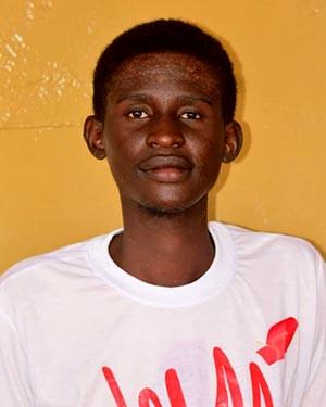 WM Hope Foundation Benson Mumba