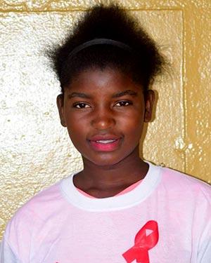 WM Hope Foundation Precious Banda